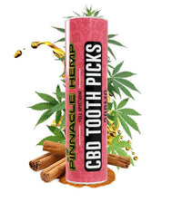 Pinnacle Hemp - CBD Toothpicks - All CBD Co