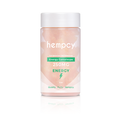 Hempcy Dried Cantaloupe - Energy