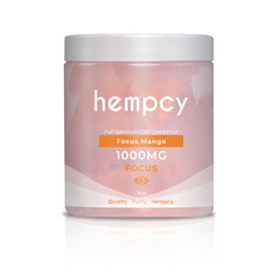 Hempcy Dried Mango - Focus