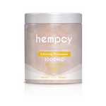 Hempcy Dried Pineapple - Calming - All CBD Co
