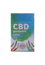 Revival Gummy Worms - All CBD Co