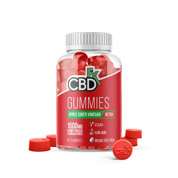 CBDfx - Gummies - Apple Cider Vinegar