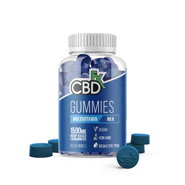 CBDfx - Gummies - Mens Multivitamin