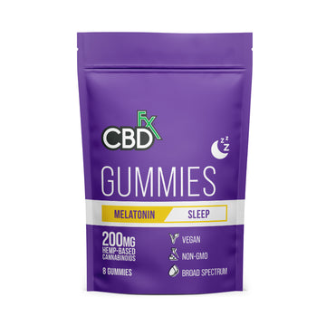 CBDfx - Gummies - Melatonin