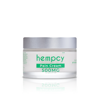 Hempcy - Pain Cream - All CBD Co