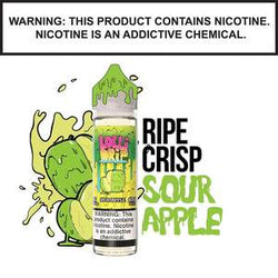 Lollidrip E-Liquid - Sour Apple