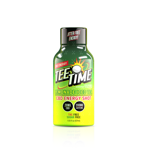 Hempcy - Tee Time - All CBD Co