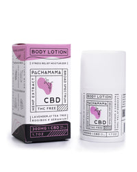 Pacha Mama Body Lotion - All CBD Co