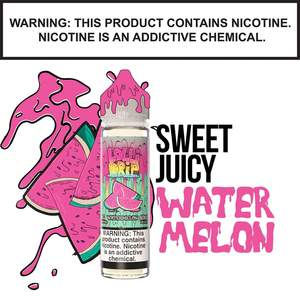 Lollidrip E-Liquid - Watermelon - All CBD Co