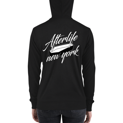 AFTERLIFE: COFFIN LOGO Hoodie