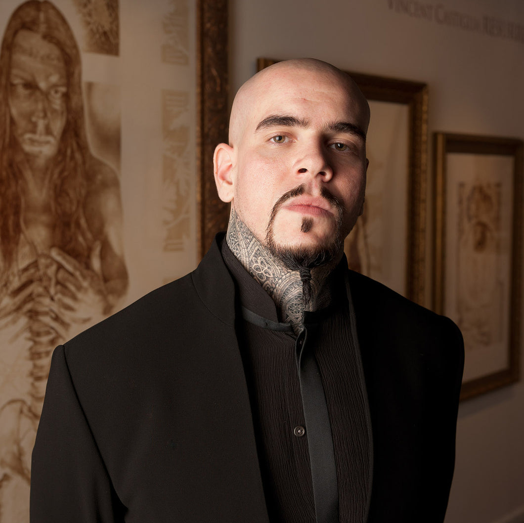 Vincent Castiglia - Featured artist -January 2018