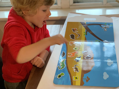 Developing the Art of Story Telling in Young Children