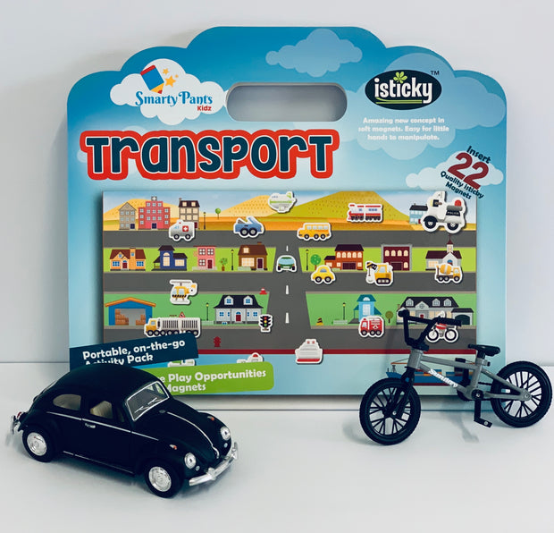 Transport Magnet Activity Boards