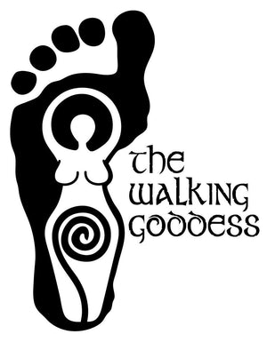 The Walking Goddess Jewelery