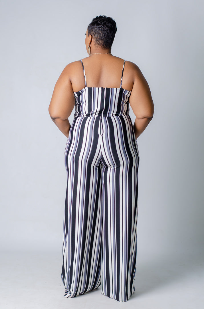 Out of Line Jumpsuit