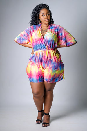 ColourBurst Romper