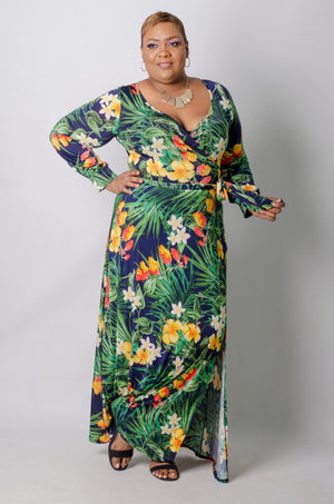 Aubree Maxi Dress