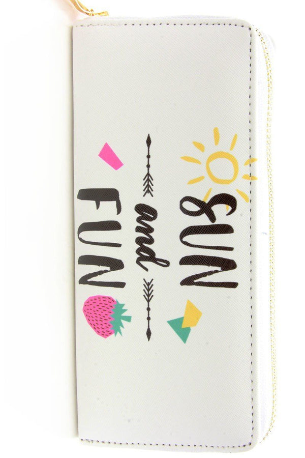 Fun in the Sun Wallet Accessories Phierce Plus
