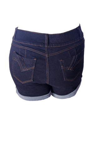 Gifted Shorts Bottoms Phierce Plus