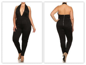 Yonce Jumpsuit Jumpsuit Phierce Plus