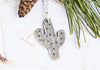 Sterling Cactus Necklace