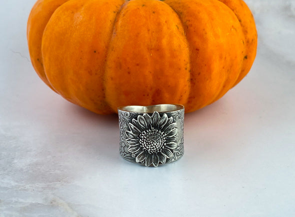 Sunflower Garden Ring