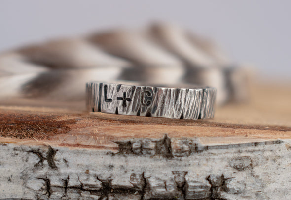 Tree Bark initial ring