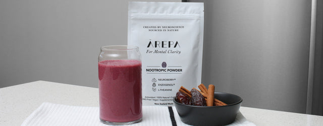 Ārepa beauty blend smoothie