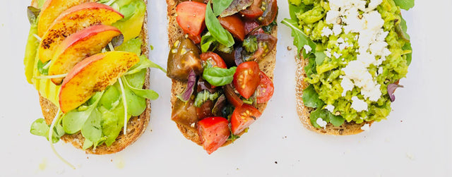 Bruschetta with a twist