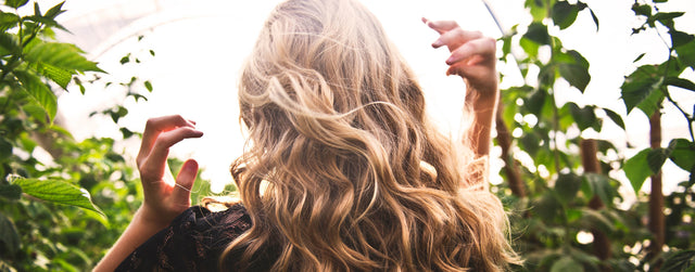 Your guide to healthy hair with zero waste.