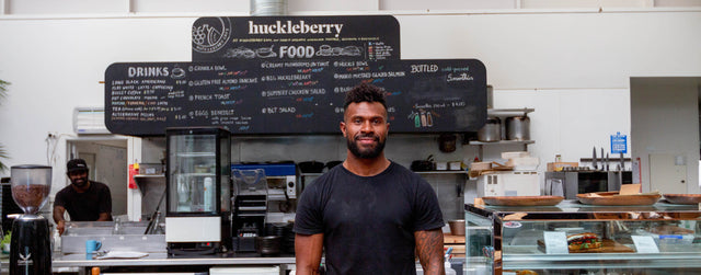 A chat with huckleberry's new lynn chef luke