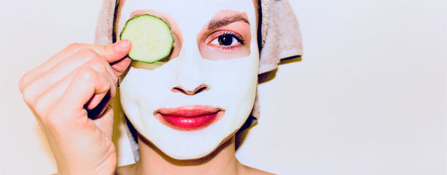 How to take care of dry winter skin, from the inside & out