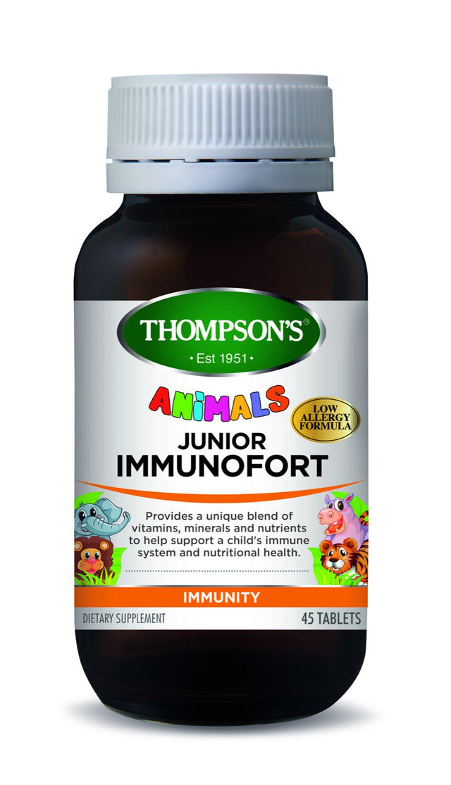 Thompson's Junior Immunofort Chewable
