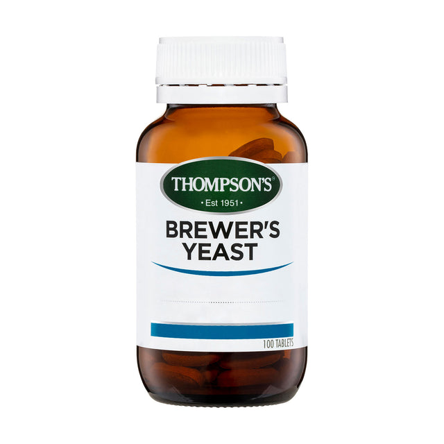 Thompson's Brewer's Yeast