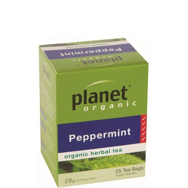 Planet Organic Peppermint Tea