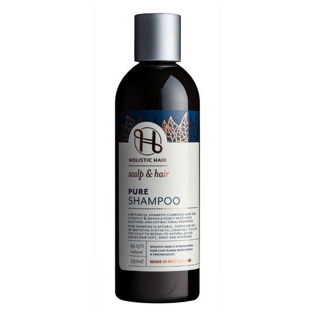 Holistic Hair Pure Shampoo
