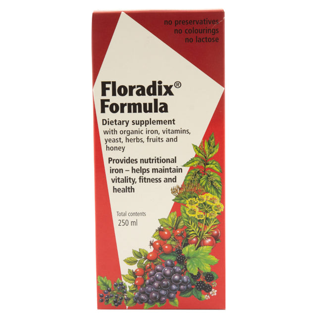 Floradix  Iron Tonic