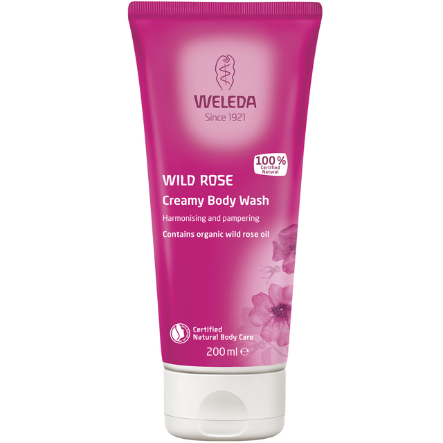 Weleda Wild Rose Body Wash