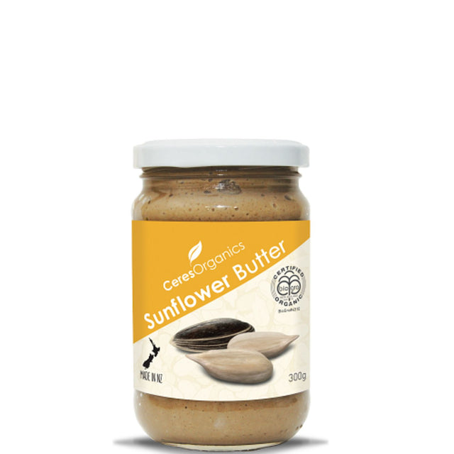 Ceres Organics Sunflower Butter