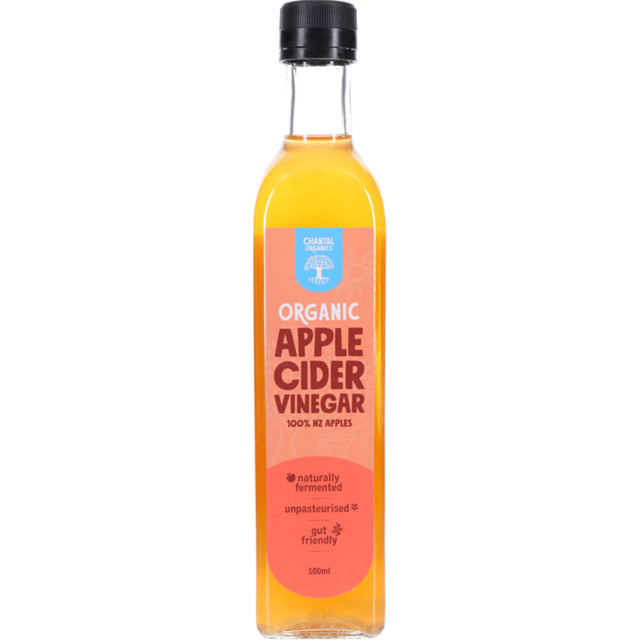 Chantal Organics Apple Cider Vinegar