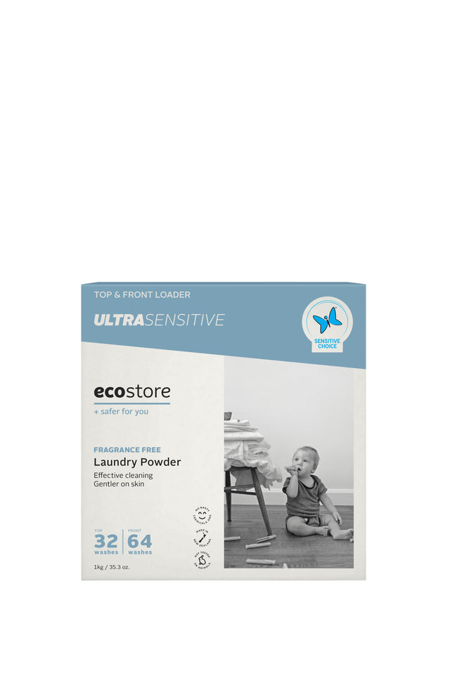 ecostore Laundry Powder Ultra-Sensitive