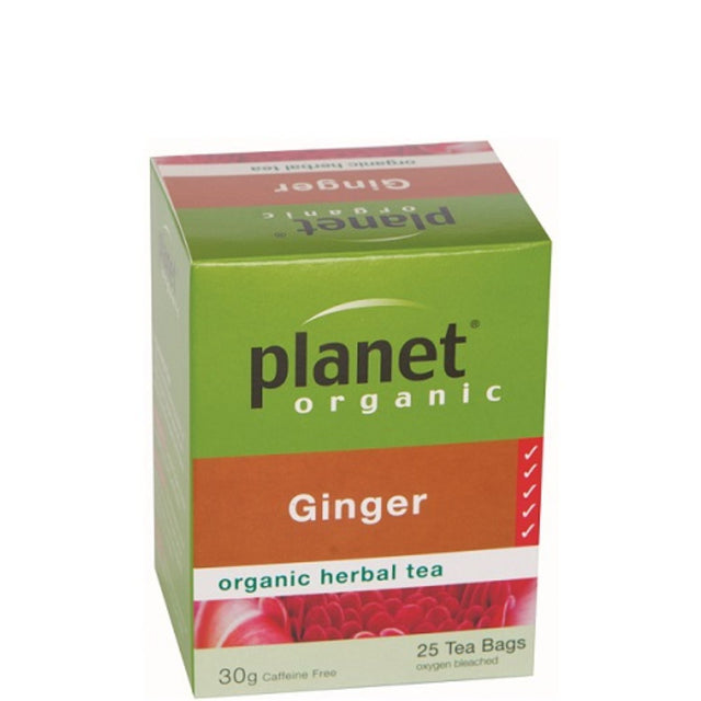 Planet Organic Ginger Tea