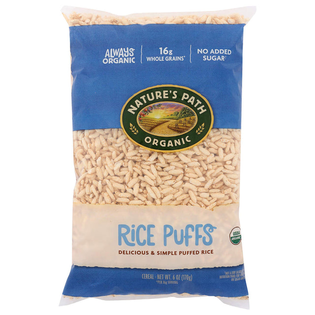 Nature's Path Puffed Rice