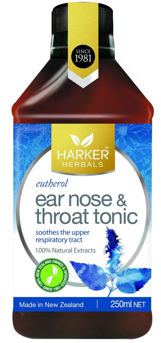 Malcolm Harker Ear Nose & Throat Tonic