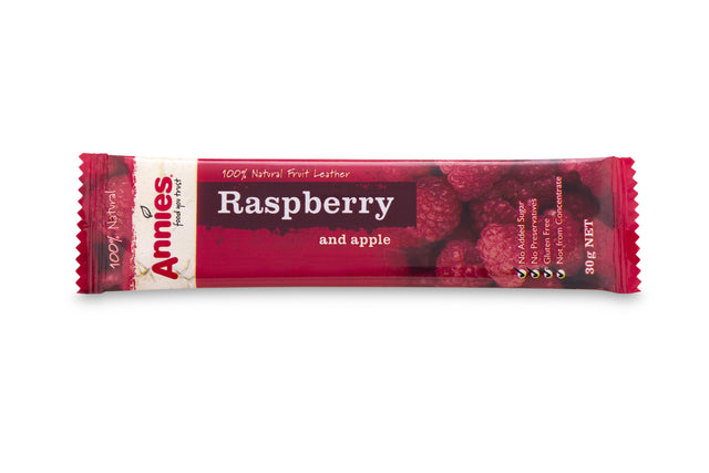 Annie's Raspberry Fruit Bar