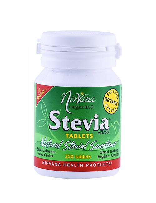 Nirvana Stevia Tablets