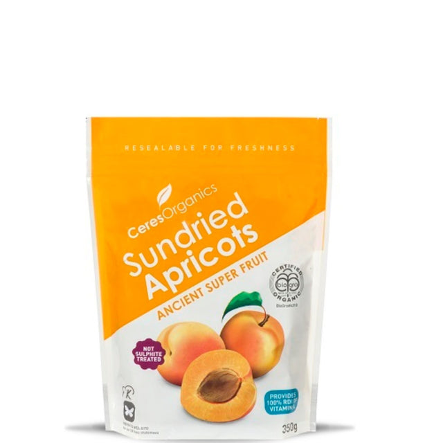 Ceres Organics Dried Apricots