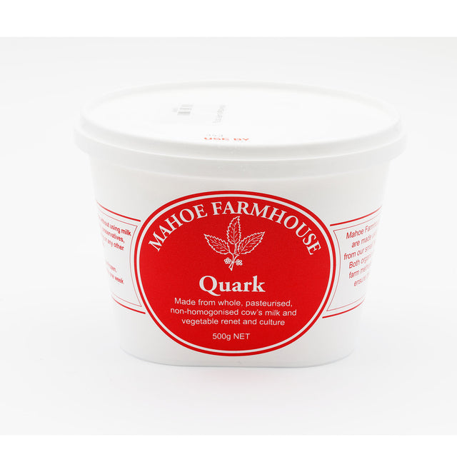 Mahoe Cheese Quark