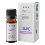 Absolute Essentials Rose 3% Jojoba Organic Essential Oil