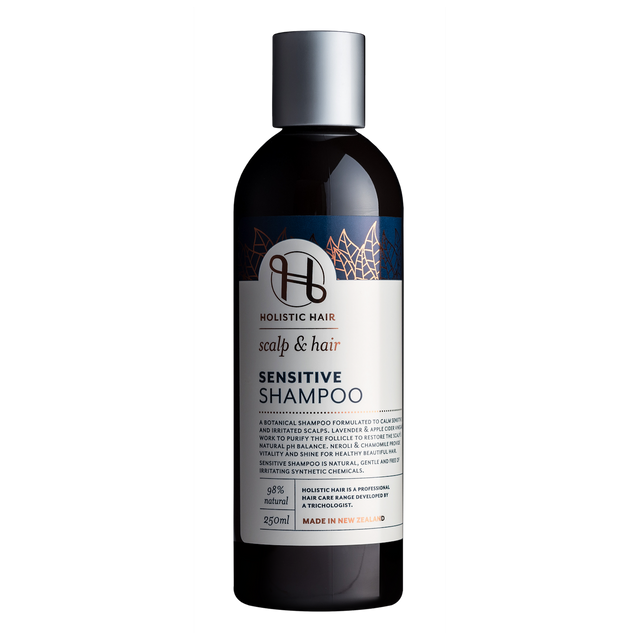 Holistic Hair Sensitive Shampoo